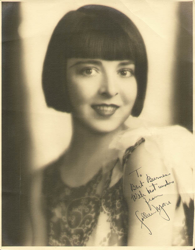 Image 1 for Colleen Moore - Autographed Inscribed Photograph - HFSID 280870