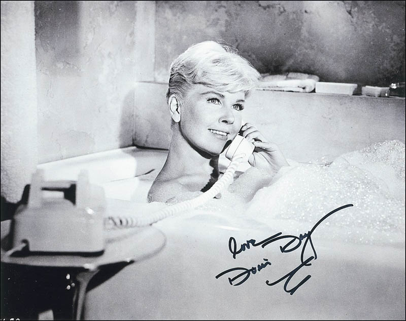 Image 1 for Doris Day - Autographed Signed Photograph - HFSID 281022