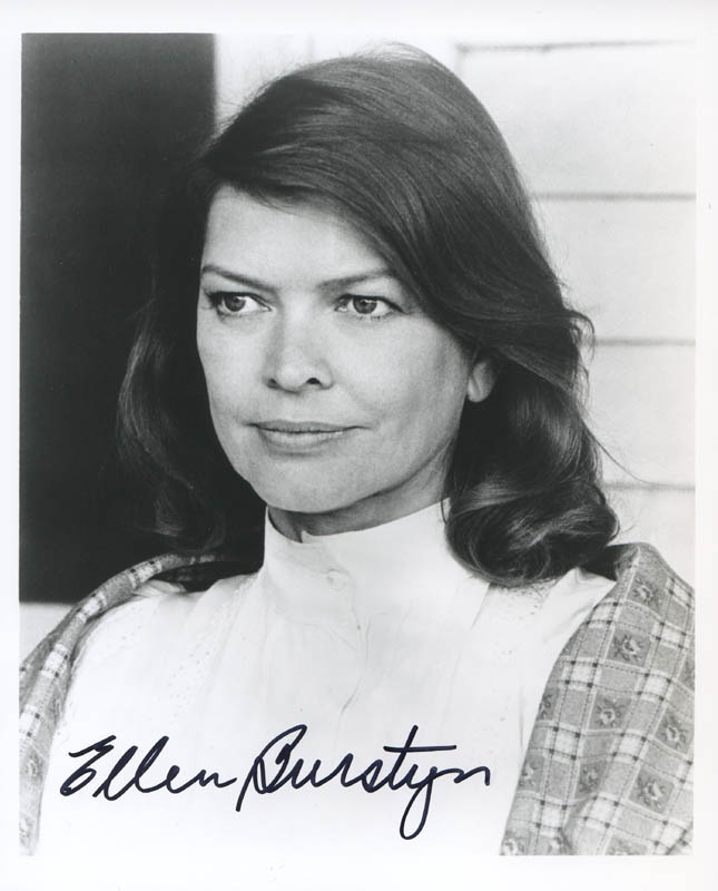 Image 1 for Ellen Burstyn - Autographed Signed Photograph - HFSID 281045