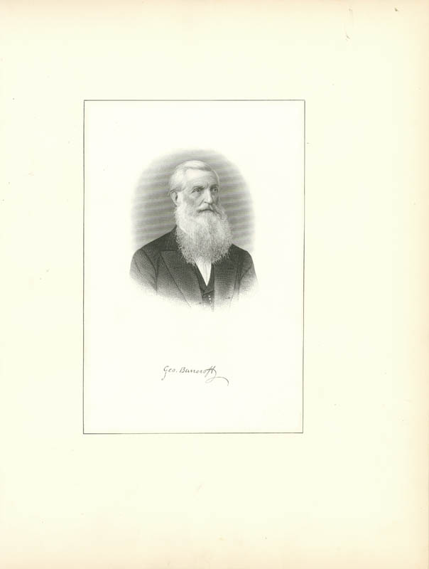 Image 1 for George Bancroft - Engraving Signed - HFSID 281105