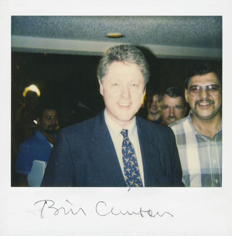 Image 1 for President William J. 'Bill' Clinton - Autographed Signed Photograph - HFSID 281223