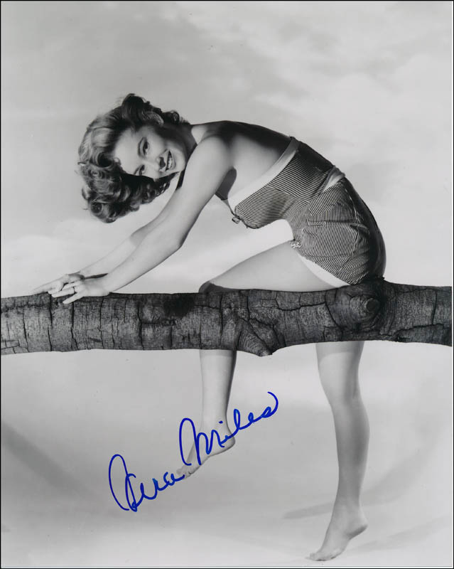 Image 1 for Vera Miles - Autographed Signed Photograph - HFSID 281267