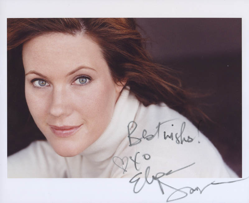 Image 1 for Elisa Donovan - Autographed Signed Photograph - HFSID 281317