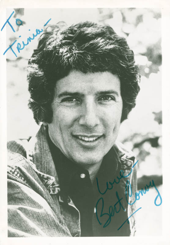 Image 1 for Bert Convy - Autographed Inscribed Photograph - HFSID 281559