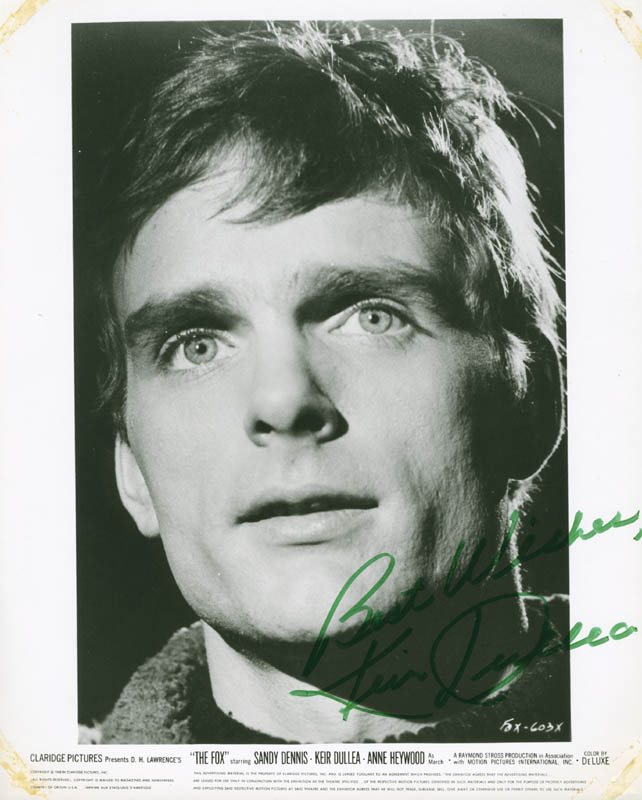 Image 1 for Keir Dullea - Autographed Signed Photograph - HFSID 281610