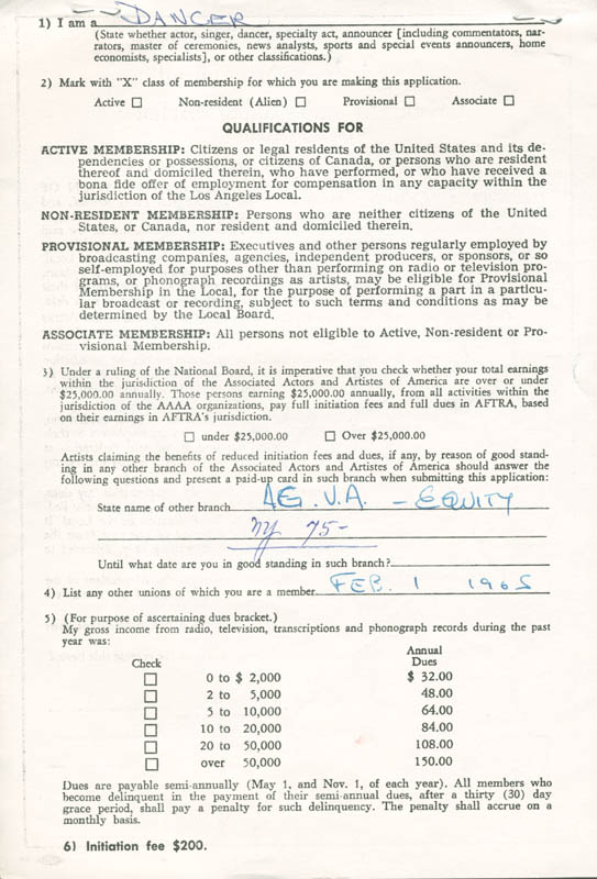 Image 4 for Maria Nieves - Document Double Signed - HFSID 282327