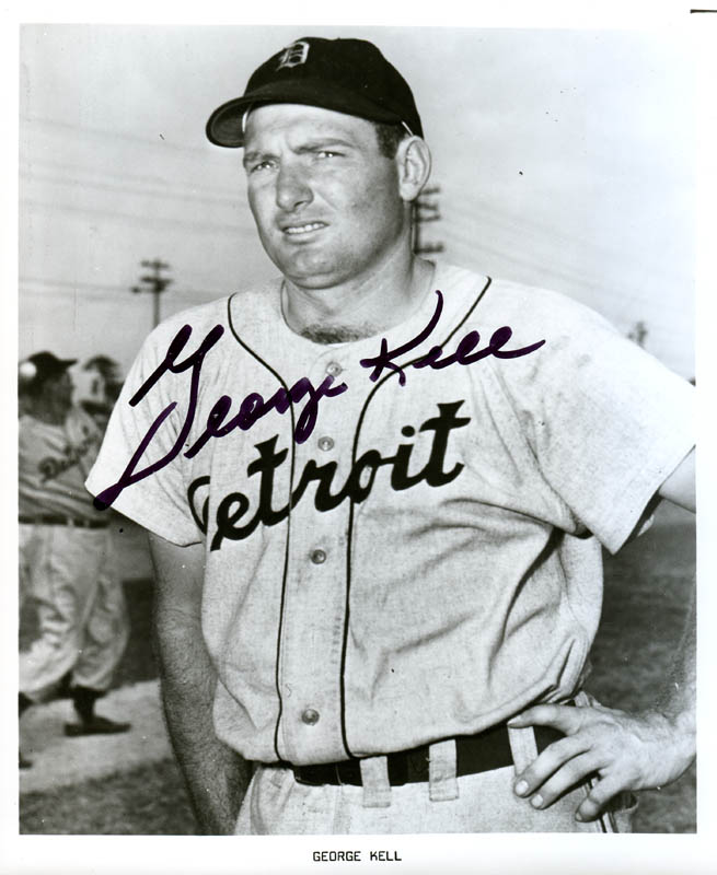 Image 1 for George Kell - Autographed Signed Photograph - HFSID 282935