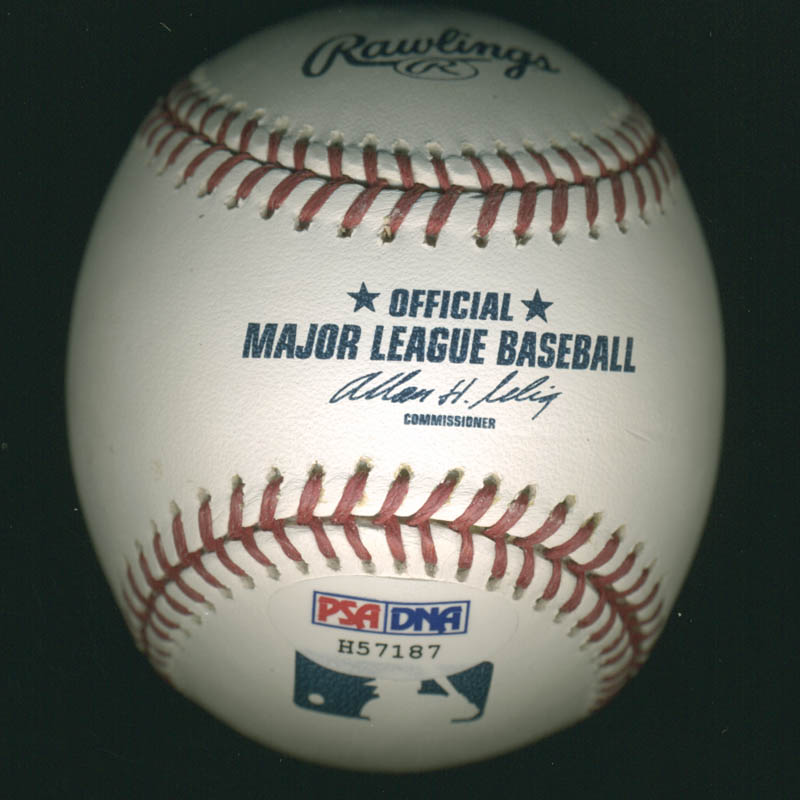 Image 3 for Dom Dimaggio - Autographed Signed Baseball - HFSID 283015