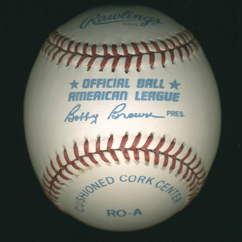 Image 3 for Nolan Ryan - Autographed Signed Baseball - HFSID 283019