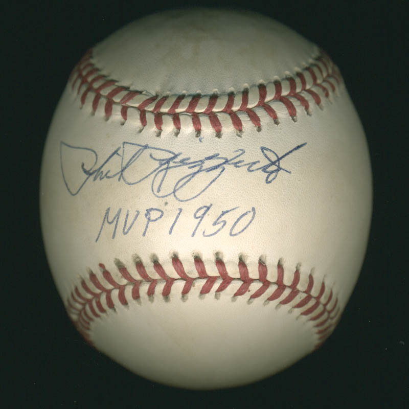 Image 1 for Phil Rizzuto - Autographed Signed Baseball - HFSID 283042