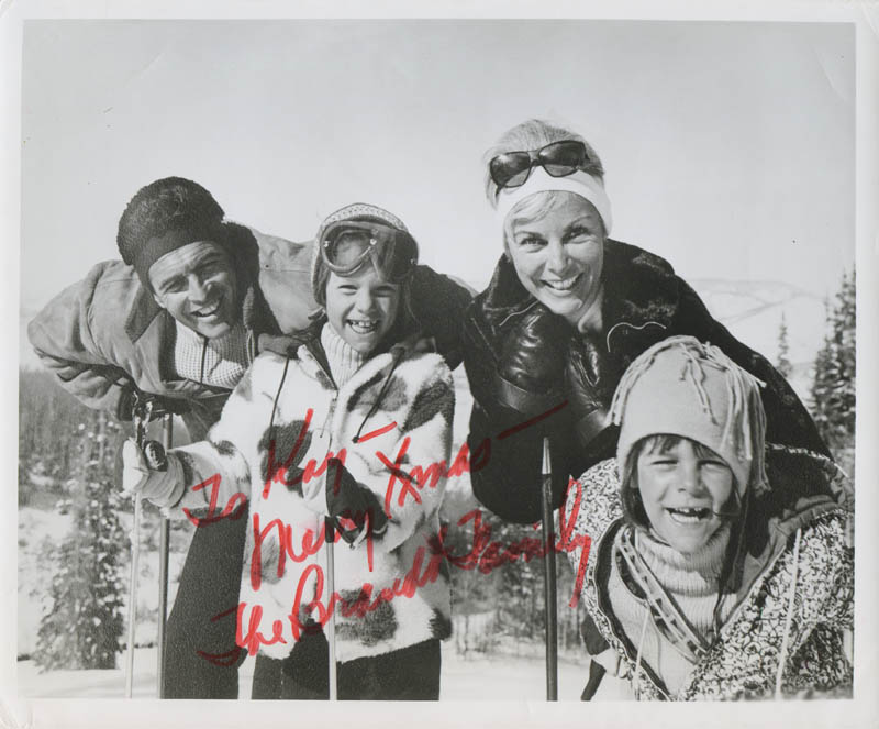 Image 1 for Janet Leigh - Autographed Inscribed Photograph - HFSID 283497
