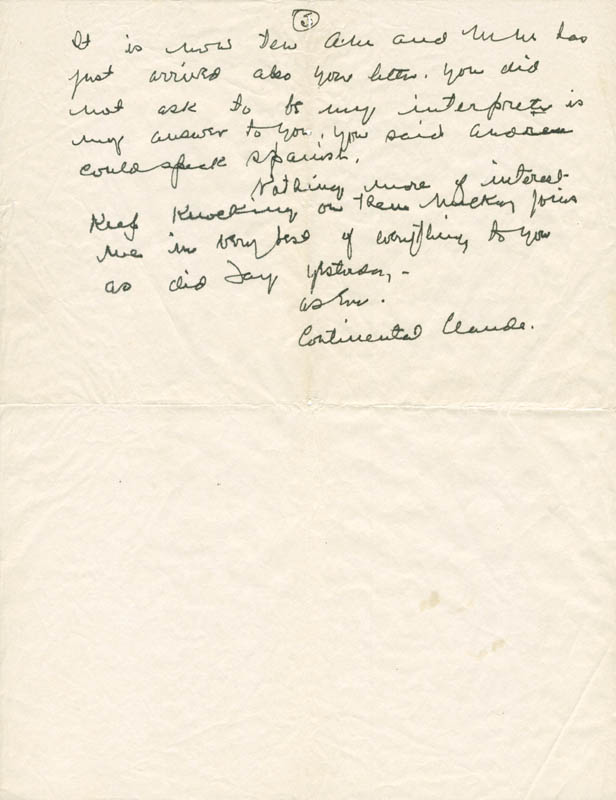 Image 1 for W. C. Fields - Autograph Letter Signed - HFSID 283831