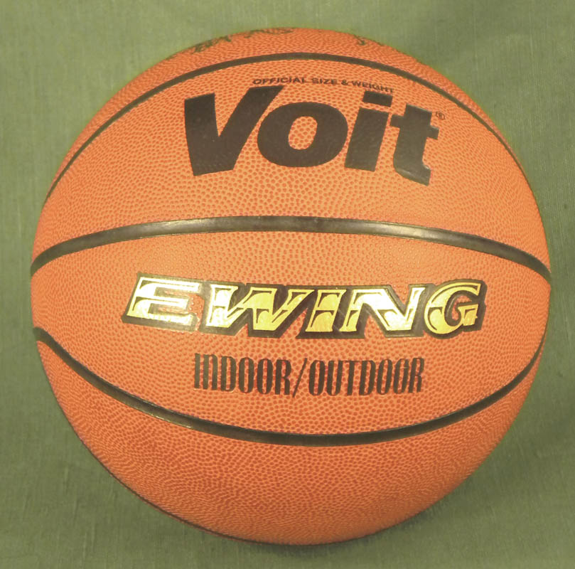 Image 3 for Patrick Ewing - Basketball Signed - HFSID 283902