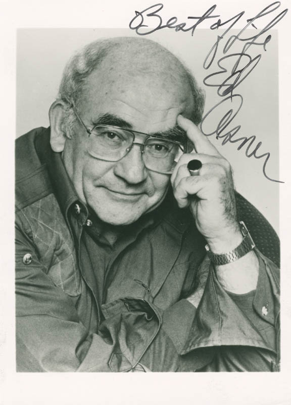 Image 1 for Ed Asner - Autographed Signed Photograph - HFSID 284019
