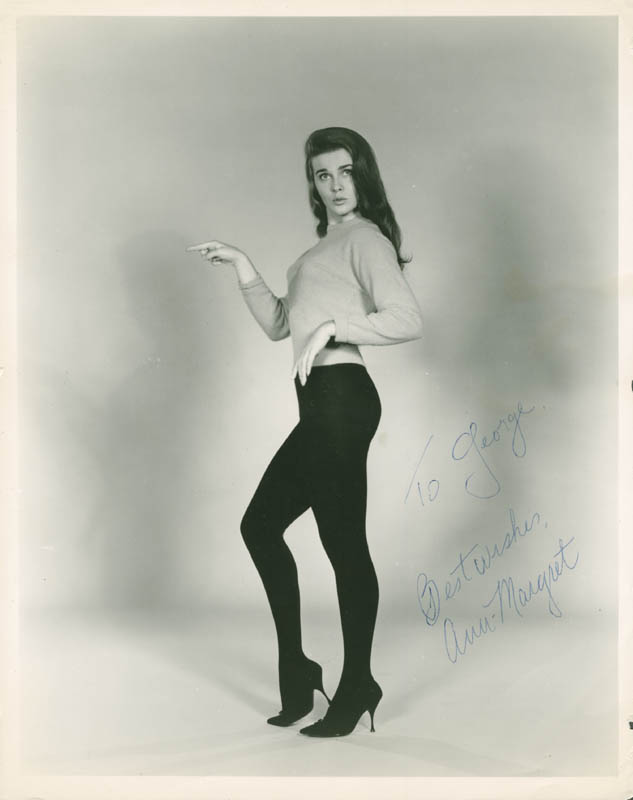 Image 1 for Ann-margret - Autographed Inscribed Photograph - HFSID 284214