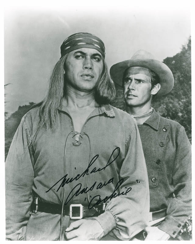 Image 1 for Michael Ansara - Autographed Signed Photograph - HFSID 284394