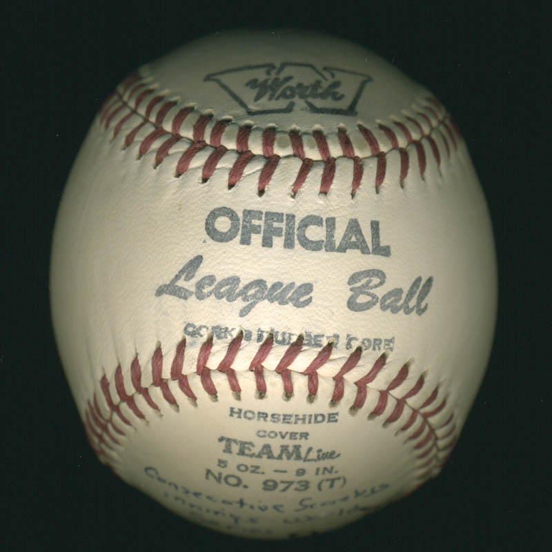 Image 3 for Whitey Ford - Autographed Signed Baseball - HFSID 284592