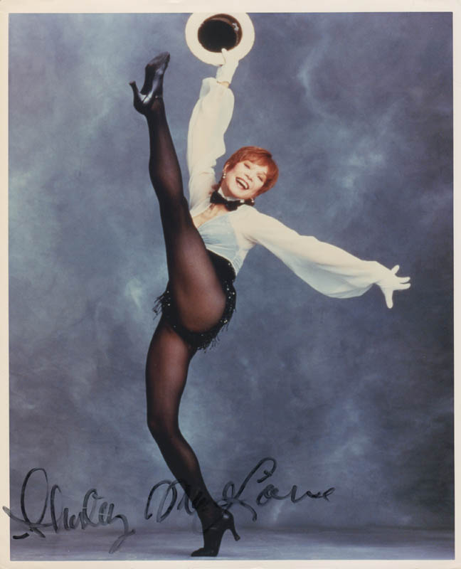 Image 1 for Shirley Maclaine - Autographed Signed Photograph - HFSID 284668