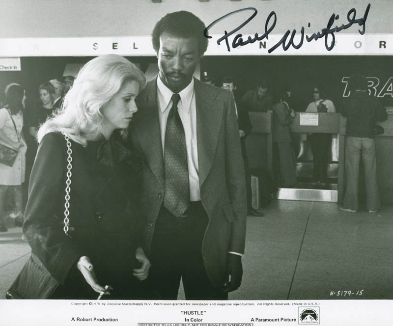 Image 1 for Paul Winfield - Autographed Signed Photograph - HFSID 284700