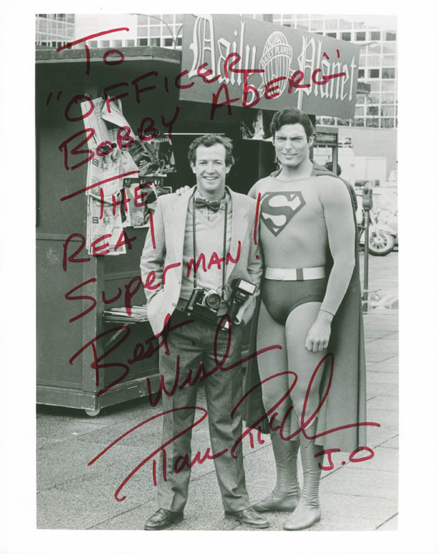 Image 1 for Marc Mcclure - Autographed Inscribed Photograph - HFSID 284719