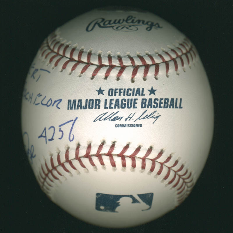 Image 3 for Pete Rose - Inscribed Baseball Signed - HFSID 284824