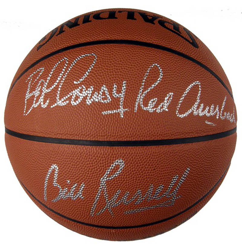 Image 1 for Boston Celtics - Basketball Signed with co-signers - HFSID 284840
