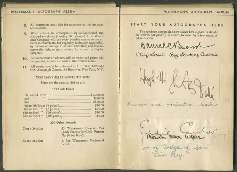 Image 1 for President Calvin Coolidge - Autograph with co-signers - HFSID 285011