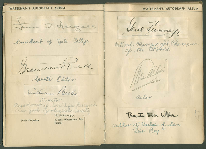 Image 3 for President Calvin Coolidge - Autograph with co-signers - HFSID 285011