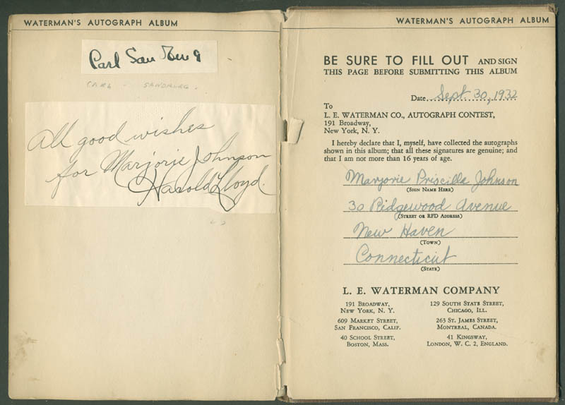 Image 12 for President Calvin Coolidge - Autograph with co-signers - HFSID 285011