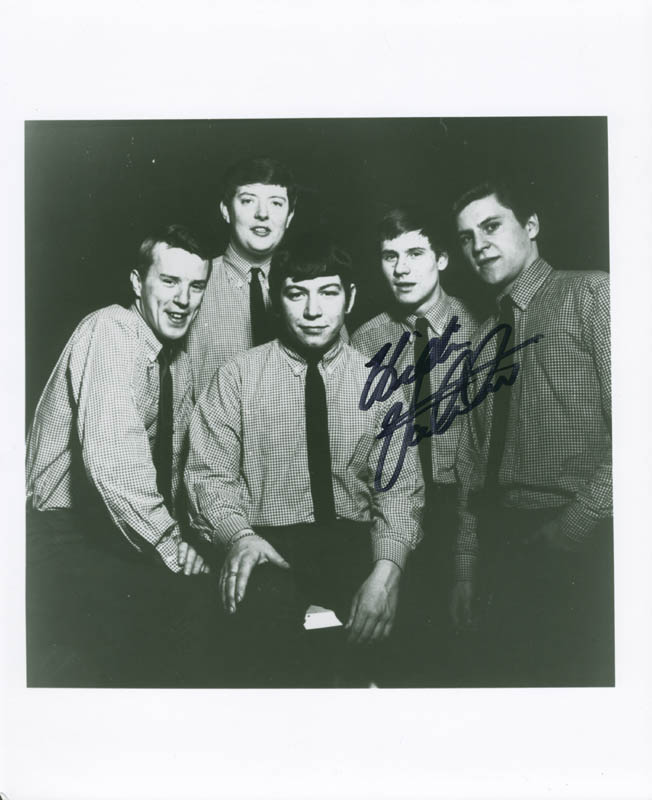 Image of: Burdon Alan The Animals hilton Valentine Autographed Signed Photograph Hfsid 285235 Getty Images The Animals hilton Valentine Autographed Signed Photograph