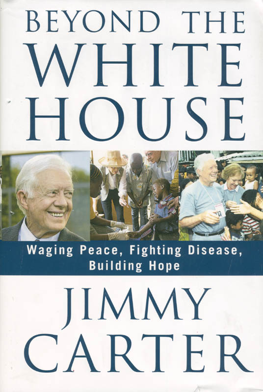 Image 3 for President James E. 'Jimmy' Carter - Book Signed - HFSID 285285