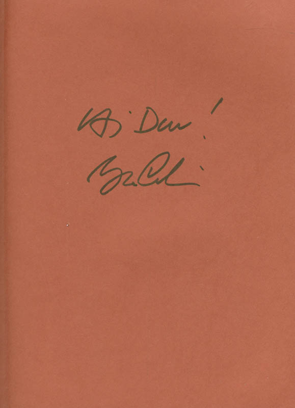 Image 1 for George Carlin - Inscribed Book Signed - HFSID 285290