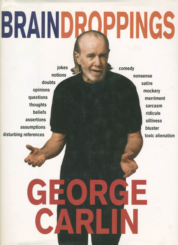 Image 3 for George Carlin - Inscribed Book Signed - HFSID 285290