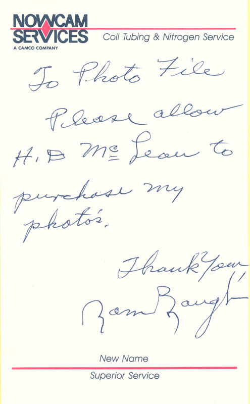 Image 1 for Sammy Baugh - Autograph Note Signed - HFSID 285443
