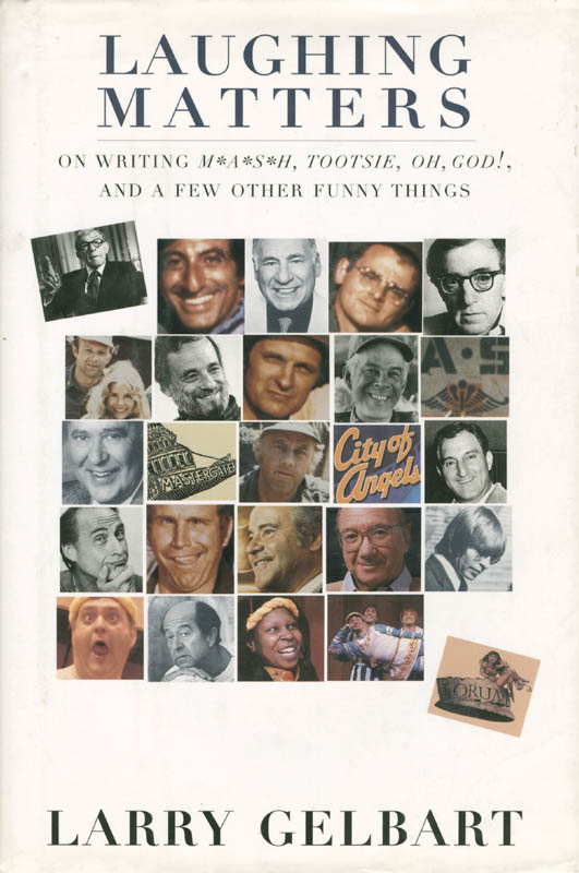 Image 4 for Larry Gelbart - Book Signed co-signed by: Beatrice 'Bea' Arthur - HFSID 285551