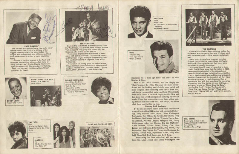 Image 5 for Bo Diddley - Article Signed with co-signers - HFSID 285557