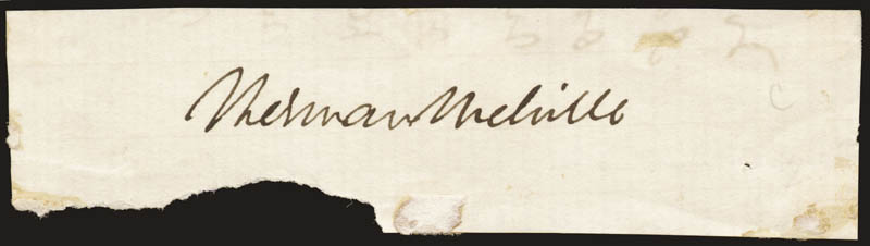 Image 1 for Herman Melville - Collection - HFSID 285746