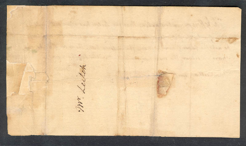 Image 3 for President Thomas Jefferson - Third Person Autograph Letter 04/30/1812 - HFSID 285995