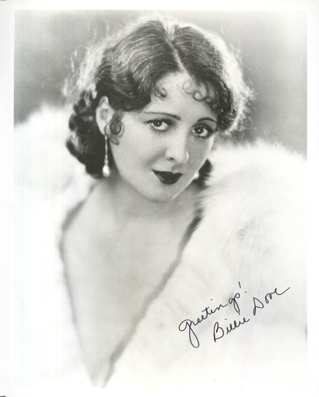 Image 1 for Billie Dove - Autographed Signed Photograph - HFSID 286287