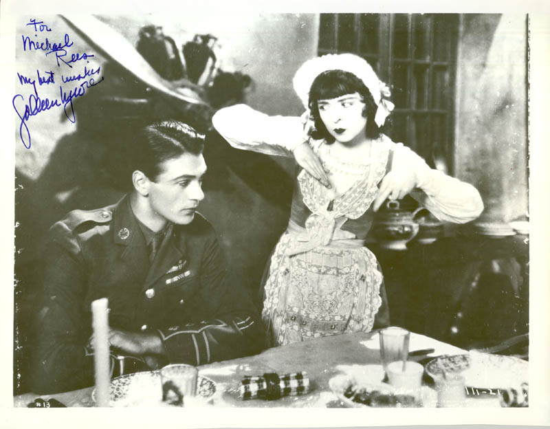 Image 1 for Colleen Moore - Autographed Inscribed Photograph - HFSID 286292