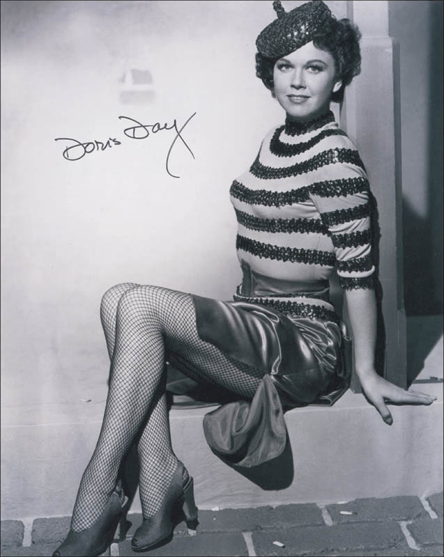 Image 1 for Doris Day - Autographed Signed Photograph - HFSID 286297