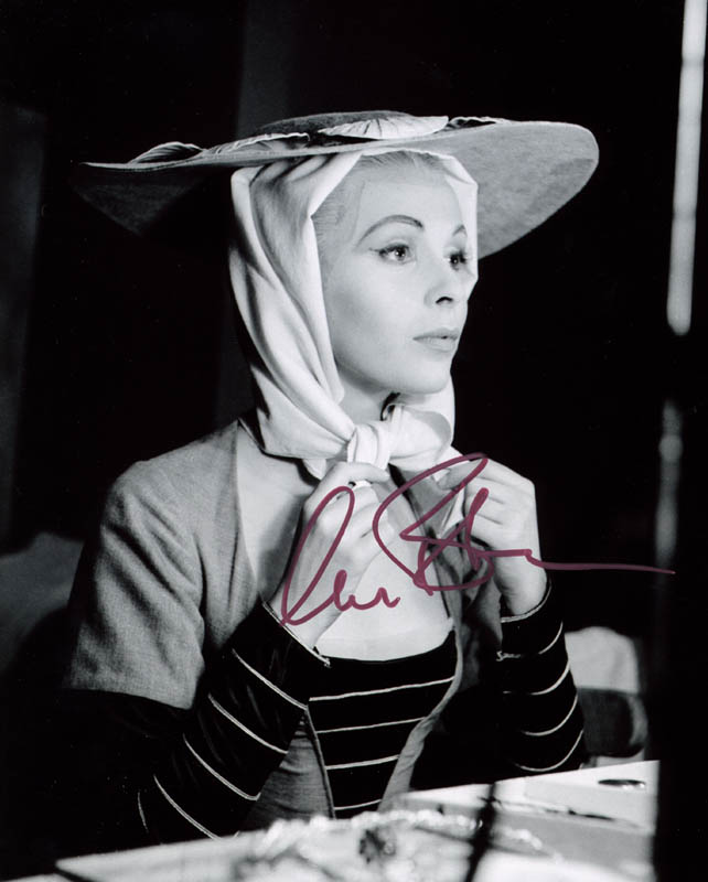 Image 1 for Claire Bloom - Autographed Signed Photograph - HFSID 286343
