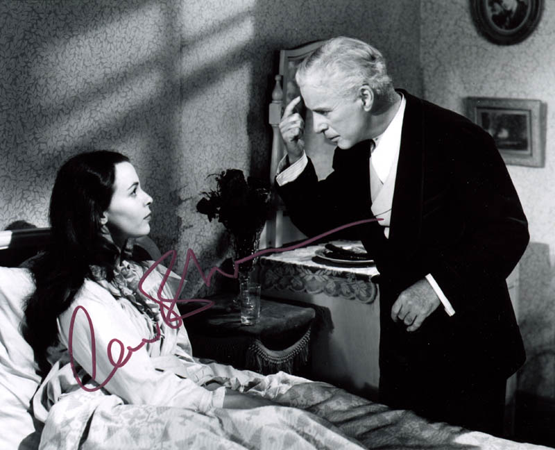 Image 1 for Claire Bloom - Autographed Signed Photograph - HFSID 286344