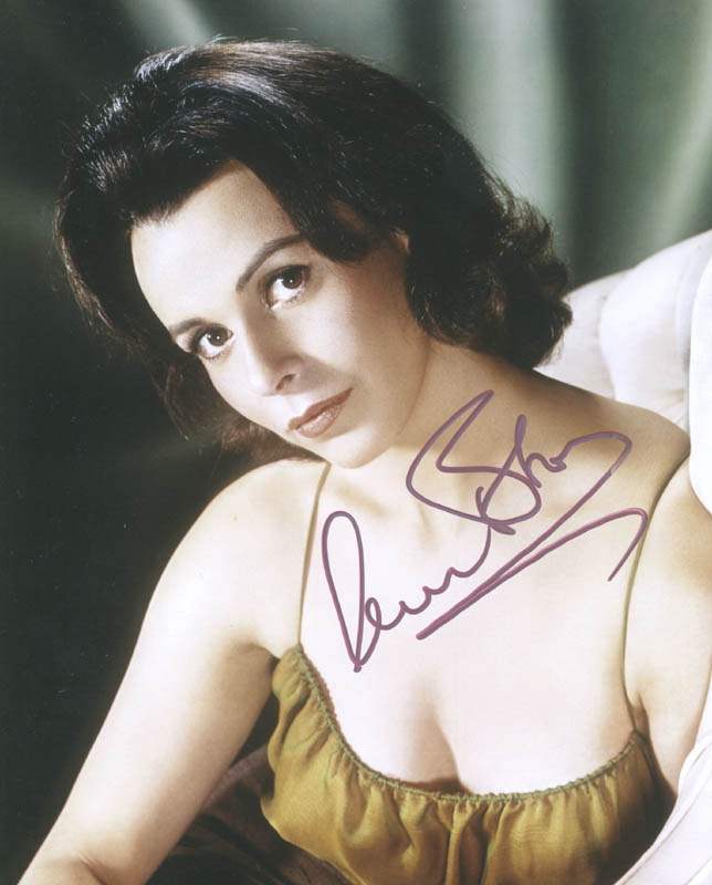 Image 1 for Claire Bloom - Autographed Signed Photograph - HFSID 286345