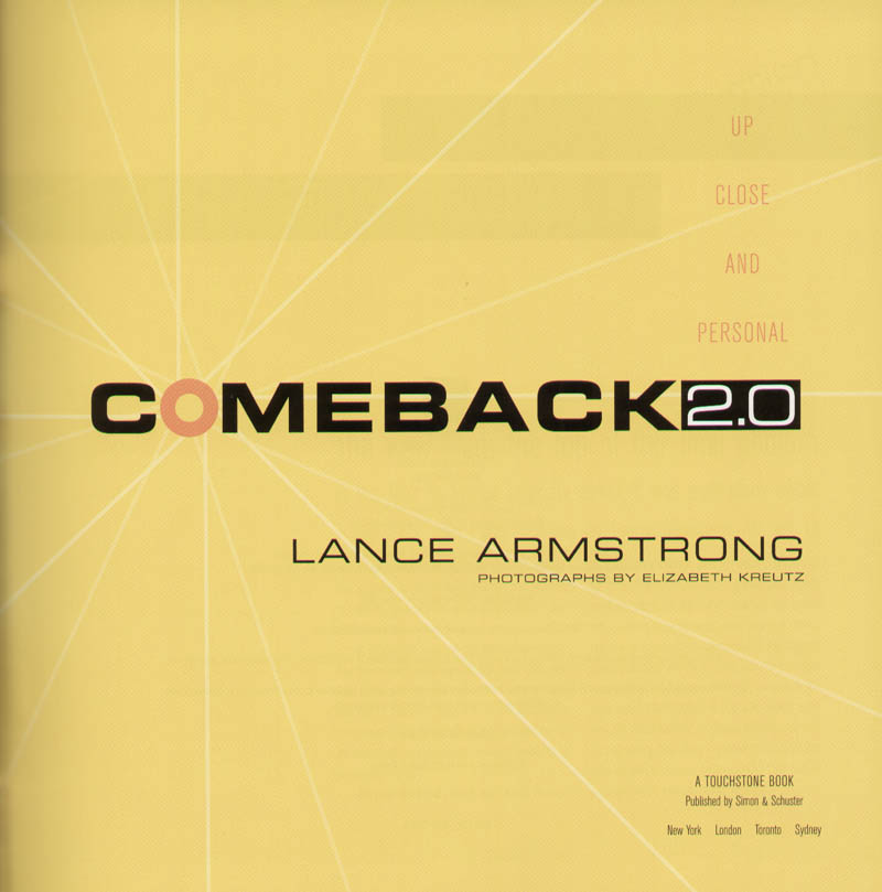 Image 4 for Lance Armstrong - Book Signed - HFSID 286398