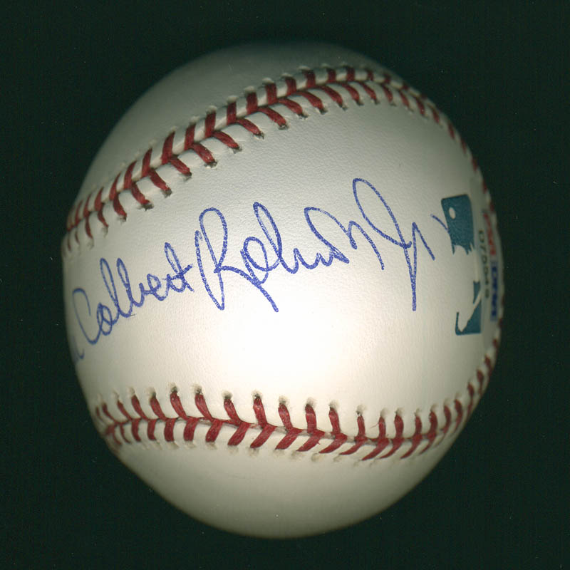 Image 3 for Brooks Robinson - Autographed Signed Baseball - HFSID 286577