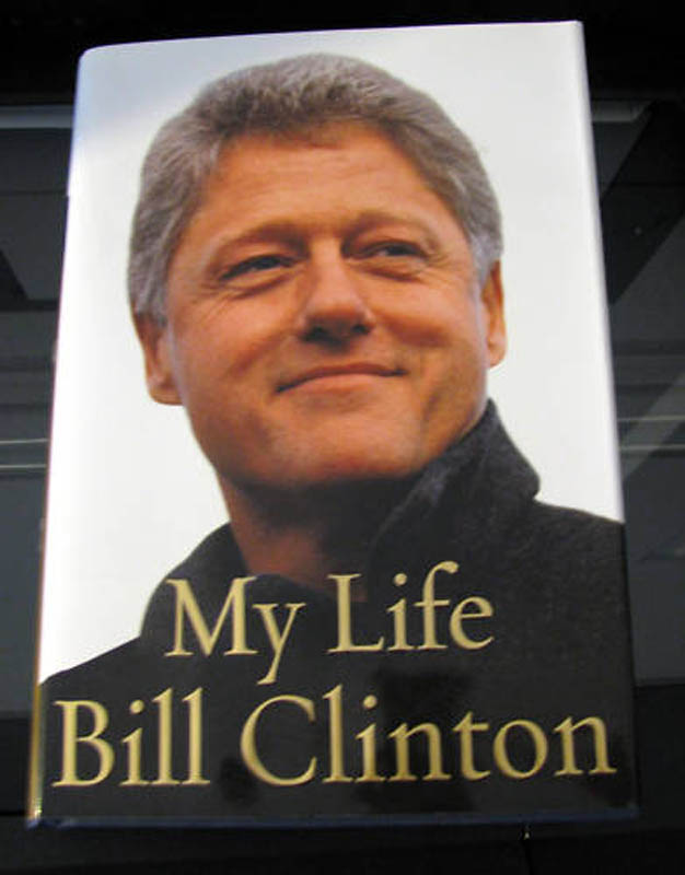 Image 5 for President William J. 'Bill' Clinton - Book Signed - HFSID 286584