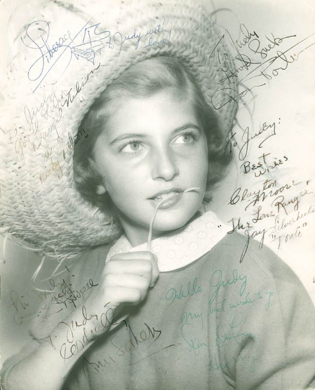 Image 1 for Jay 'Tonto' Silverheels - Autographed Inscribed Photograph with co-signers - HFSID 286586