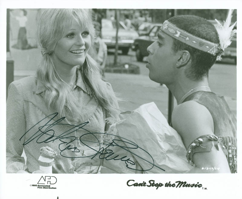 Image 1 for Valerie Perrine - Printed Photograph Signed In Ink - HFSID 286617