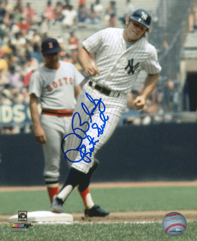 Image 1 for Ron Blomberg - Autographed Signed Photograph - HFSID 286717